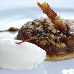 Tarte tatin pommes et noix BIO du Périgord - Le Verger de Barnabé